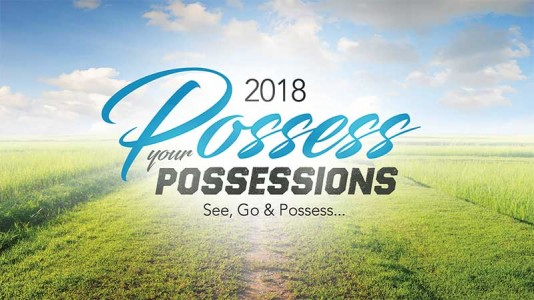 Possess your possessions